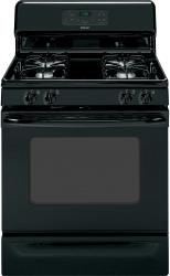 Brand: HOTPOINT, Model: RGB780DEH, Color: Black