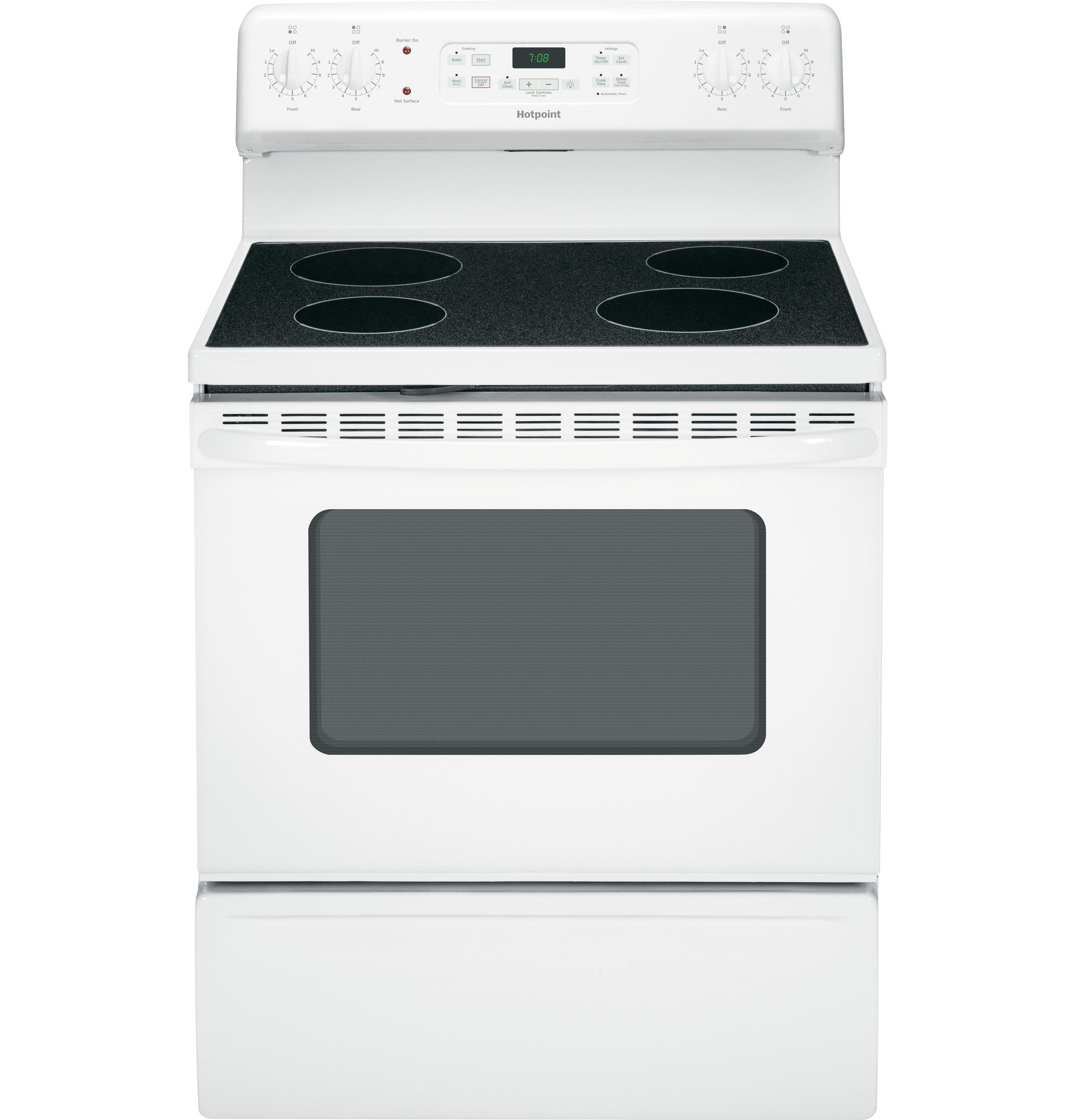 Rb780dh Hotpoint Rb780dh Electric Ranges