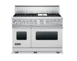 Brand: Viking, Model: VDR7486GDJLP, Fuel Type: Stainless Steel