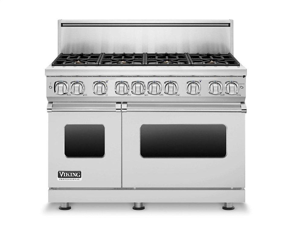 Viking Vgr7488bss 48 Inch Pro Style Gas Range With 8