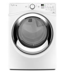 Brand: Whirlpool, Model: WED87HEDC, Color: White