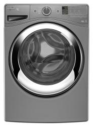 Brand: Whirlpool, Model: WFW87HED, Color: Chrome Shadow