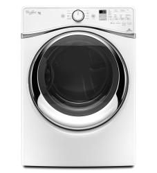 Brand: Whirlpool, Model: WGD95HEDU, Color: Diamond Steel