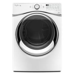 Brand: Whirlpool, Model: WGD97HEDU, Color: White