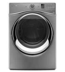 Brand: Whirlpool, Model: WED95HEDC, Color: Chrome Shadow