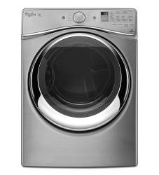 Brand: Whirlpool, Model: WED95HEDC, Color: Diamond Steel