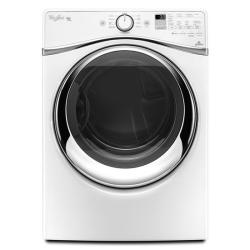 Brand: Whirlpool, Model: WED95HEDC, Color: White
