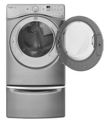 Brand: Whirlpool, Model: WED95HEDC