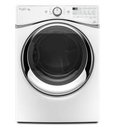 Brand: Whirlpool, Model: WED97HED, Color: White