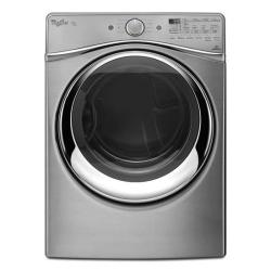 Brand: Whirlpool, Model: WED97HED, Color: Diamond Steel
