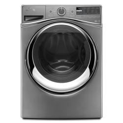 Brand: Whirlpool, Model: WFW97HEDBD, Color: Chrome Shadow