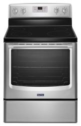 Brand: Maytag, Model: MER8600DE, Color: Stainless Steel