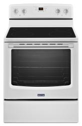 Brand: Maytag, Model: MER8600DE, Color: White