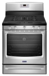 Brand: Maytag, Model: MGR8700DE, Color: Stainless Steel