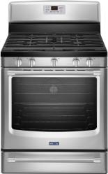 Brand: MAYTAG, Model: MGR8700DS, Color: Stainless Steel