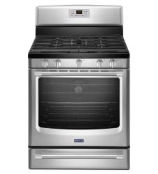 Brand: MAYTAG, Model: MGR8700DS, Color: Black
