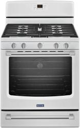 Brand: MAYTAG, Model: MGR8700DS, Color: White