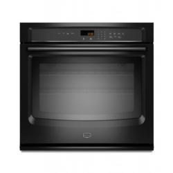 Brand: Maytag, Model: MEW7530DS, Color: Black with Black Handle
