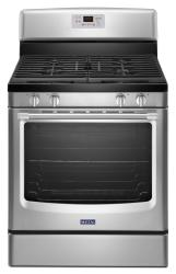 Brand: MAYTAG, Model: MGR8600DE, Color: Stainless Steel