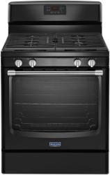 Brand: MAYTAG, Model: MGR8600DH, Color: Black
