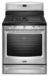 Brand: MAYTAG, Model: MGR8800DS, Color: Stainless Steel