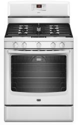 Brand: MAYTAG, Model: MGR8800DS, Color: White