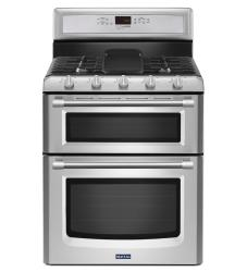 Brand: Maytag Heritage, Model: MGT8820DS, Color: Stainless Steel