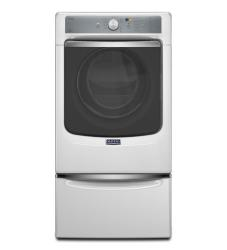 Brand: MAYTAG, Model: MED7100DW, Color: White