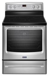 Brand: MAYTAG, Model: MER8800DE, Color: Stainless Steel