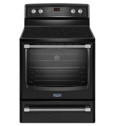 Brand: MAYTAG, Model: MER8800DH, Color: Black