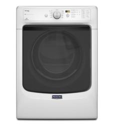 Brand: Maytag, Model: MED5100DC, Color: White