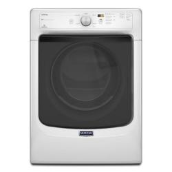 Brand: MAYTAG, Model: MGD3100DW, Style: 27 Inch 7.4 cu. ft. Gas Dryer27 Inch 7.4 cu. ft. Gas Dryer