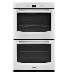 Brand: Maytag Heritage, Model: MEW7630DE, Color: White