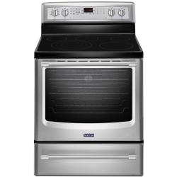 Brand: Maytag Heritage, Model: MER8850DS, Color: Stainless Steel