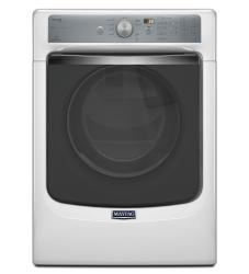 Brand: Maytag Heritage, Model: MED8100DC, Color: White