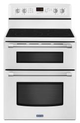 Brand: MAYTAG, Model: MET8720DS, Color: White