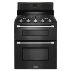 Brand: Maytag Heritage, Model: MGT8720DS, Color: Black