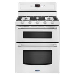 Brand: Maytag Heritage, Model: MGT8720DS, Color: White