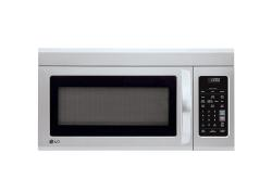 Brand: LG, Model: LMV1831ST, Color: Stainless Steel