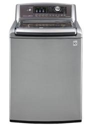 Brand: LG, Model: WT5070CV, Color: Graphite Silver