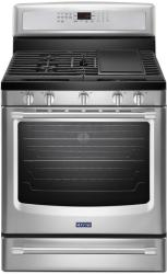 Brand: Maytag Heritage, Model: MGR8850DS, Color: Stainless Steel