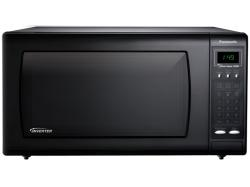 Brand: PANASONIC, Model: NNH765BF, Color: Black