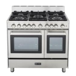 Brand: Verona, Model: VEFSGG365DSSTB364E, Color: Stainless Steel