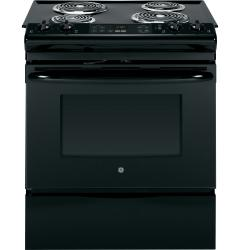 Brand: General Electric, Model: JS250DFCC, Color: Black