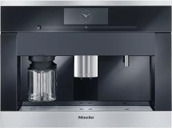 Brand: MIELE, Model: CVA6805BL, Color: Clean Touch Steel