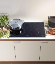 Brand: MIELE, Model: KM5753BL, Color: Black