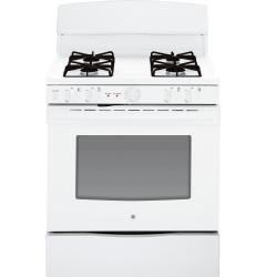Brand: GE, Model: JGB450DEFWW, Color: White