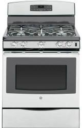 Brand: GE, Model: JGB697DEHBB, Color: Stainless Steel