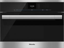 Brand: MIELE, Model: DG6600SS, Style: ContourLine Handle, Stainless Steel