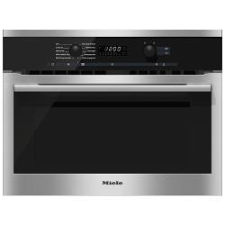 Brand: MIELE, Model: H6200BMBRWS, Color: Clean Touch Steel, ContourLine Handle